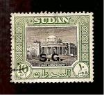 Sellos del Mundo : Africa : Sudán : O61