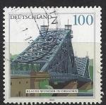 Sellos de Europa - Alemania -  Maravilla azul en Dresden