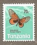 Sellos de Africa - Tanzania -  43