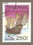 Sellos de Africa - Tanzania -  992