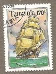 Stamps Tanzania -  1213