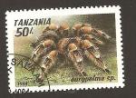 Sellos de Africa - Tanzania -  1236