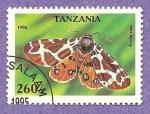 Stamps Tanzania -  1450