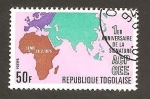 Sellos del Mundo : Africa : Togo : 927
