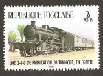 Sellos de Africa - Togo -  1265