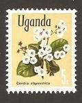 Sellos del Mundo : Africa : Uganda : 115