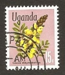 Sellos del Mundo : Africa : Uganda : 117