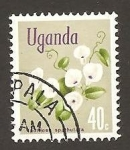 Sellos del Mundo : Africa : Uganda : 120