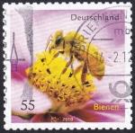 Sellos del Mundo : Europa : Alemania :  abeja
