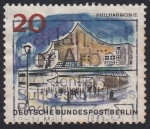 Stamps : Europe : Germany :  Berlin 20