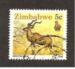 Sellos del Mundo : Africa : Zimbabwe : 618