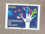 Sellos de Europa - Francia -  Fundación de Francia 1969-2009