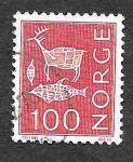 Stamps Norway -  611 - Tallas de Roca