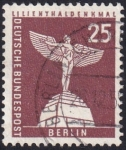 Stamps : Europe : Germany :  Lilienthaldenkmal