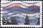 Sellos de America - Estados Unidos -  Gran Teton