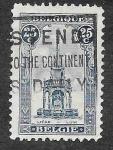 Stamps Belgium -  123 - El Perrón de Lieja (Fuente)