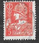Sellos de Europa - Bélgica -  246 - Mercurio