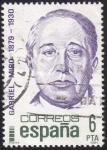 Sellos de Europa - España -  Gabriel Miró