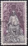 Sellos de Europa - España -  Año Santo '71