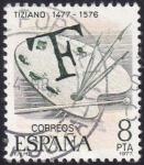 Sellos del Mundo : Europa : España : Tiziano