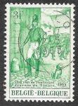 Stamps Belgium -  629 - Administrador de Correos