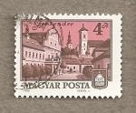 Sellos de Europa - Hungría -  Szenbendre