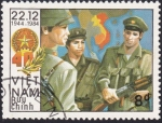 Stamps : Asia : Vietnam :  soldados