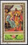 Stamps : Asia : United_Arab_Emirates :  los tres sabios
