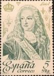 Stamps : Europe : Spain :  Luis I España Correos