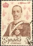 Stamps : Europe : Spain :  Alfonso XIII España Correos