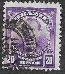 Stamps Brazil -  175 - Benjamín Constant