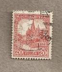 Sellos de Europa - Hungría -  Catedral de Matías