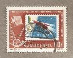 Stamps Hungary -  Sello de China