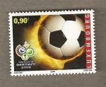 Stamps Europe - Luxembourg -  Copa futbol