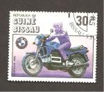 Sellos de Africa - Guinea Bissau -  632