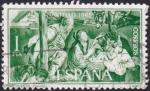 Sellos del Mundo : Europa : España : Navidad '65