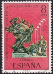 Sellos del Mundo : Europa : España :  Centenario de la Unión Postal