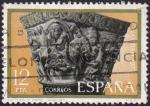 Sellos de Europa - España -  La huida de Egipto