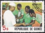 Sellos de Africa - Guinea -  HAFIA FC