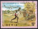 Stamps Liberia -  Aniv. Unión Postal