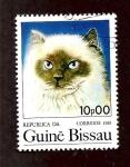 Sellos de Africa - Guinea Bissau -  648