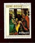 Sellos de Africa - Guinea Bissau -  870