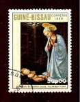 Stamps Guinea Bissau -  865