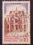 Stamps : Europe : France :  National Congress of Philatelic Societies - Tours
