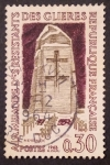 Stamps : Europe : France :  Resistance Fighters Memorials