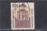 Sellos de Europa - Alemania -  EDIFICIO