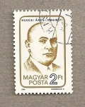 Sellos de Europa - Hungría -  Akos Hevesi, revolucionario