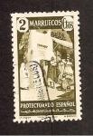 Sellos de Africa - Marruecos -  SC22