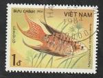 Stamps Vietnam -  508 - Pez