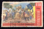 Stamps : America : Venezuela :  Chimbanguele